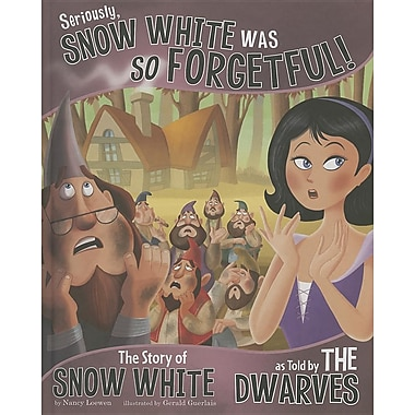 Seriously, Snow White Was SO Forgetful!