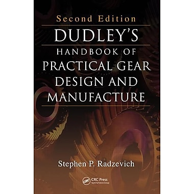 dudleys handbook of practical gear design