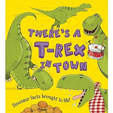 There's a T-Rex in Town! (What if a Dinosaur...)