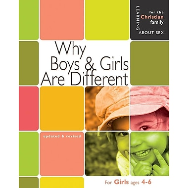 Why Boys & Girls Are Different: For Girls Ages 4-6 and Parents
