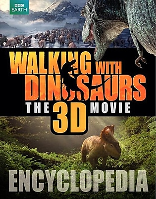 Walking with Dinosaurs Encyclopedia (Walking With Dinosaurs the 3d Movie) 611012