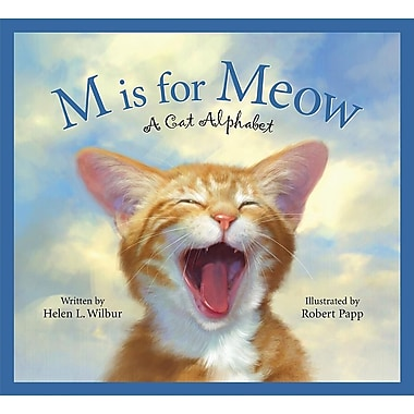 M Is for Meow: A Cat Alphabet (Sleeping Bear Alphabets)