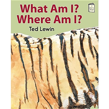 What Am I? Where Am I? (I Like to Read)