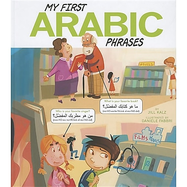 My First Arabic Phrases (Speak Another Language!)