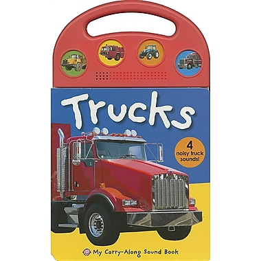 My Carry-Along Sound Book: Trucks (My Carry-Along Sound Books)