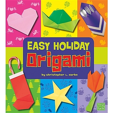 Easy Holiday Origami (Easy Origami)