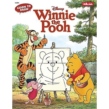 Learn to Draw Disney's Winnie the Pooh: Featuring Tigger,