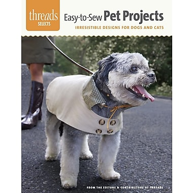 Easy-to-Sew Pet Projects