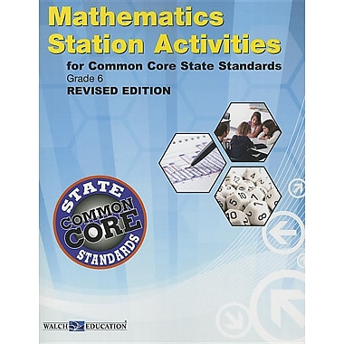 CCSS Station Act Gr 6, Revised Edition