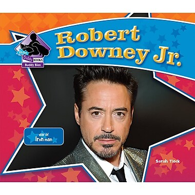 Robert Downey Jr.: Star of Iron Man