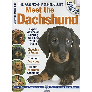 Meet the Dachshund (American Kennel Club's Meet the Breeds)