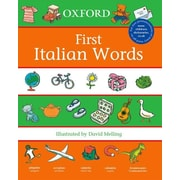 Oxford First Italian Words (First Words (Oxford))