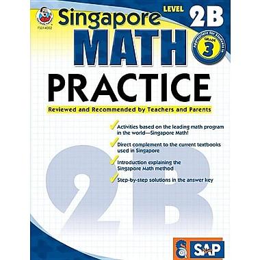 Math Practice, Grade 3 (Singapore Math)