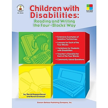 Children with Disabilities: Reading and Writing the Four-Blocks Way