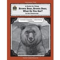 A Guide for Using Brown Bear, Brown Bear, What Do You See? in the Classroom (Paperback)