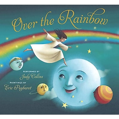 Over the Rainbow (Book & Audio CD) (Book & CD)
