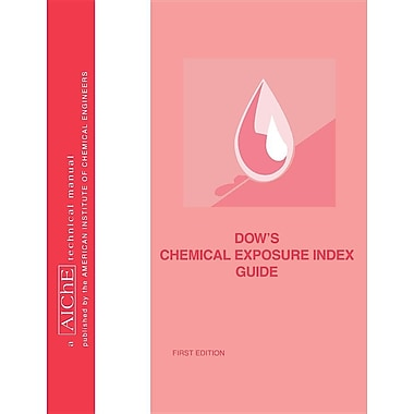 Dow's Chemical Exposure Index Guide