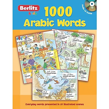 1000 Arabic Words (1000 Words)
