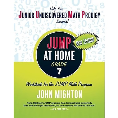 JUMP at Home Grade 7: Worksheets for the JUMP Math Program