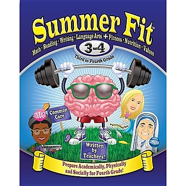 Summer Fit Third to Fourth Grade
