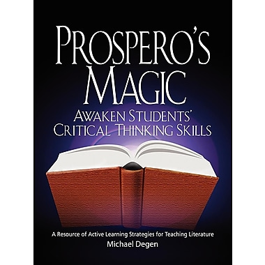 Prospero's Magic : Active Learning Strategies for the Teaching of Literature