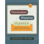 The Curriculum Mapping Planner