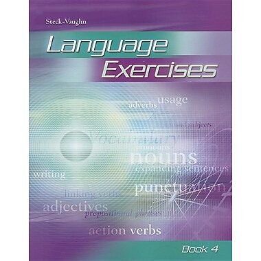 Language Exercise: Student Workbook Grade 4