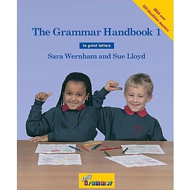 The Grammar Handbook 1 (in Print Letters)