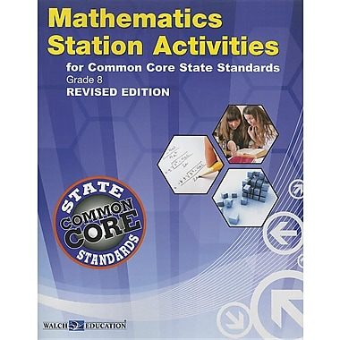 CCSS Station Act for Gr 8 Revised Edition