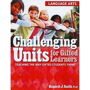 Challenging Units for Gifted Learners: Language Arts