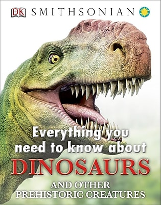 Everything You Need to Know about Dinosaurs (Everything You Need Know) 610524