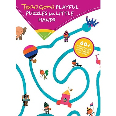 Taro Gomi's Playful Puzzles for Little Hands