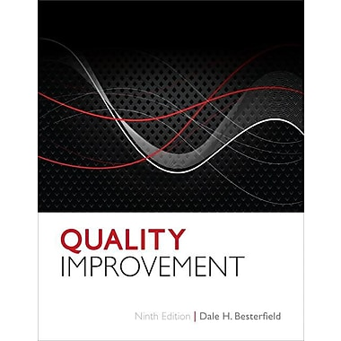 Quality Improvement (9th Edition), Used Book