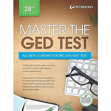 Master the GED Test