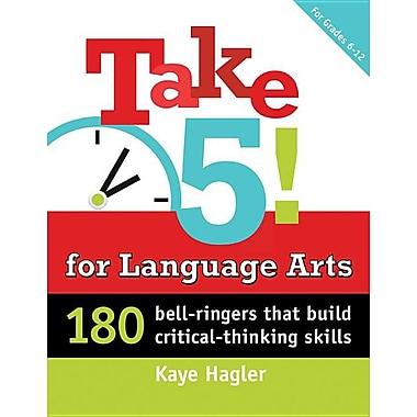 Take Five! for Language Arts