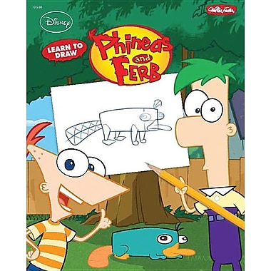Learn to Draw Disney's Phineas & Ferb