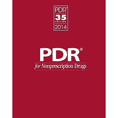 PDR for Nonprescription Drugs 2014