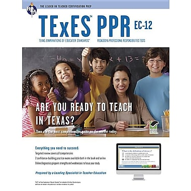 TExES PPR EC-12 (160) with Online Practice Tests