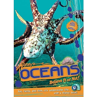 Ripley Twists: Oceans: Fun, Facts, and Fish...