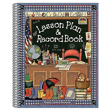 Lesson Plan and Record Book from Susan Winget