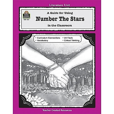 A Guide for Using Number the Stars in the Classroom (Literature Units)