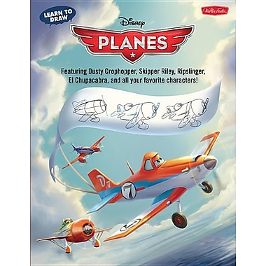 Learn to Draw Disney's Planes
