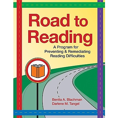 Road to Reading: A Program for Preventing and Remediating Reading Difficulties
