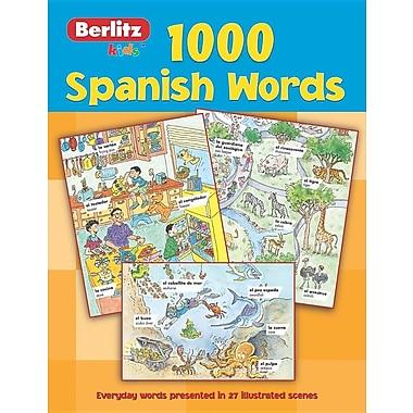 1000 Spanish Words (1000 Words) (English and Spanish Edition)