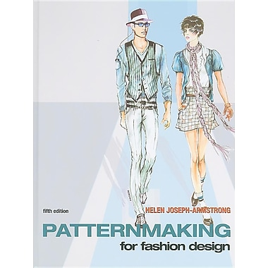Patternmaking for Fashion Design, New Book