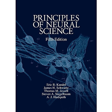 Principles of Neural Science, Fifth Edition (Principles of Neural Science (Kandel)), New Book
