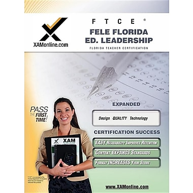 FTCE Florida Ed. Leadership Teacher Certification Test Prep Study Guide