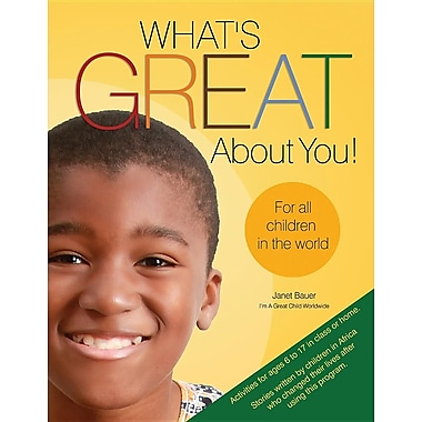 What's Great about You! for All Children in the World