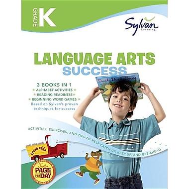 Kindergarten Language Arts Success (Sylvan Super Workbooks)
