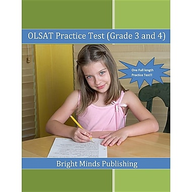 OLSAT Practice Test (Grade 3 and 4)
